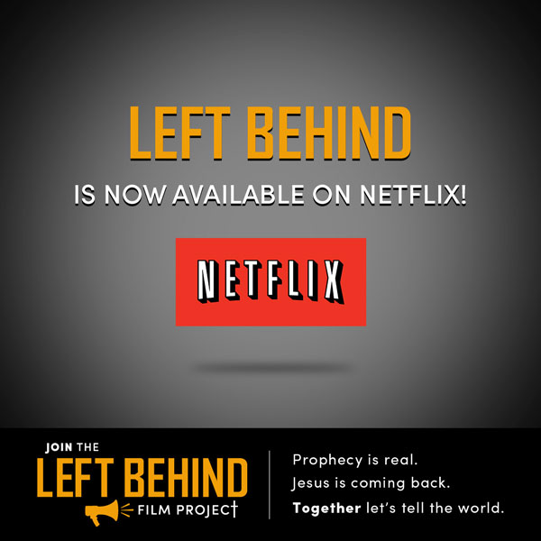Left Behind Facebook