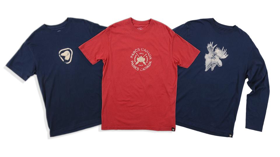 Parks Canada Originals Clothing