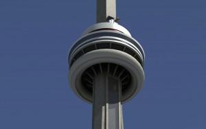 CN Tower Model