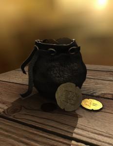 Coin Bag Model