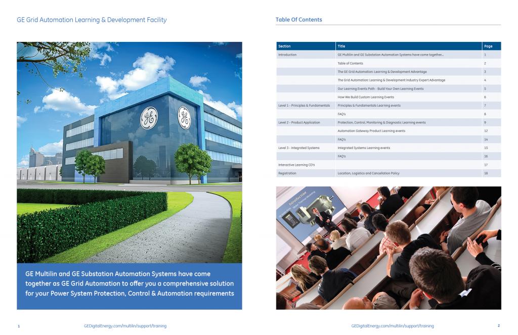 Brochure Index